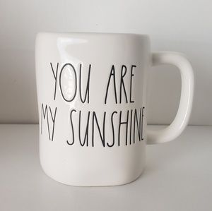 NEW Rae Dunn YOU ARE MY SUNSHINE Mug